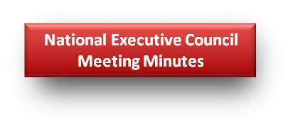National Executive Council Meeting Minutes